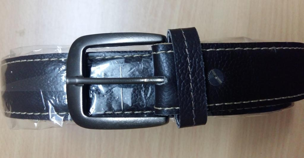 Embed Genuine Leather Belt/APA05
