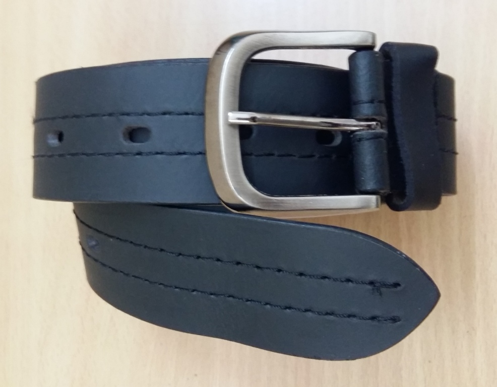 FORTED Genuine Leather Belt/ZEEPM 03