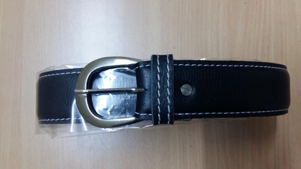 Embed Genuine Leather Belt/APA10