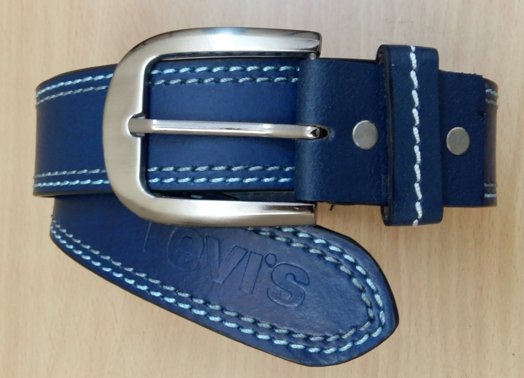 FORTED Genuine Leather Belt/ZEEPM 02