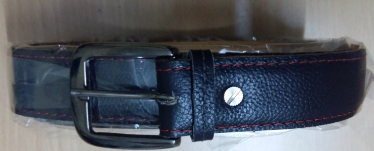 Embed Genuine Leather Belt/APA12