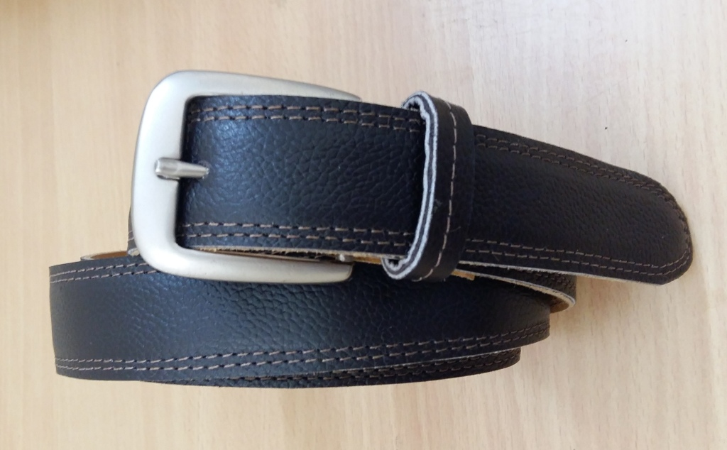 Embed Genuine Leather Belt/APA 03