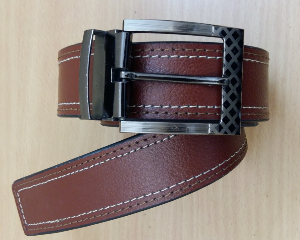 FORTED Genuine Leather Belt/ZEEPM01