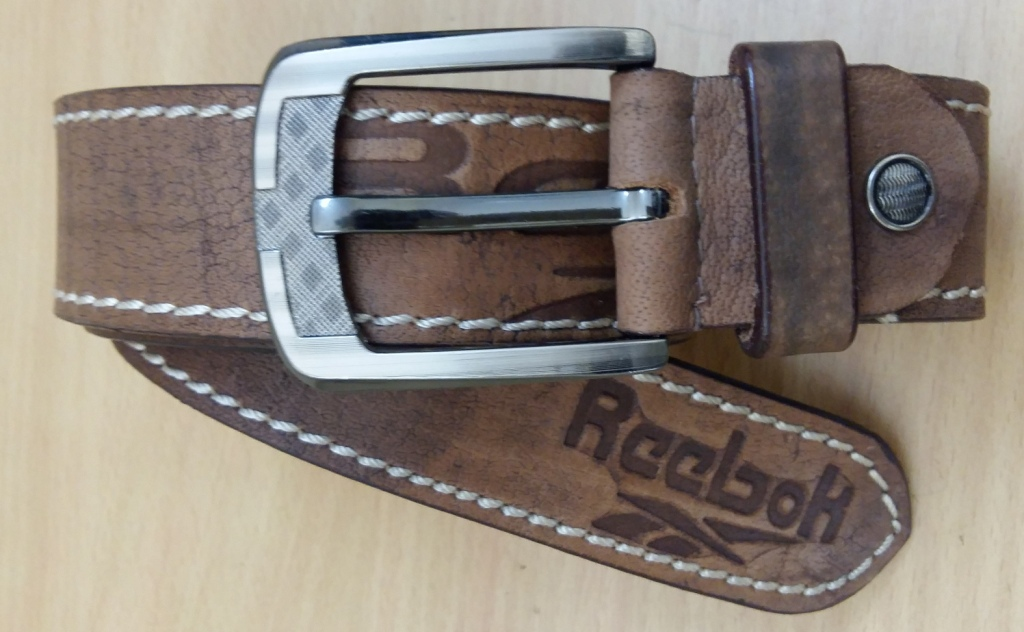 FORTED Genuine Leather Belt/ZEEPM 07