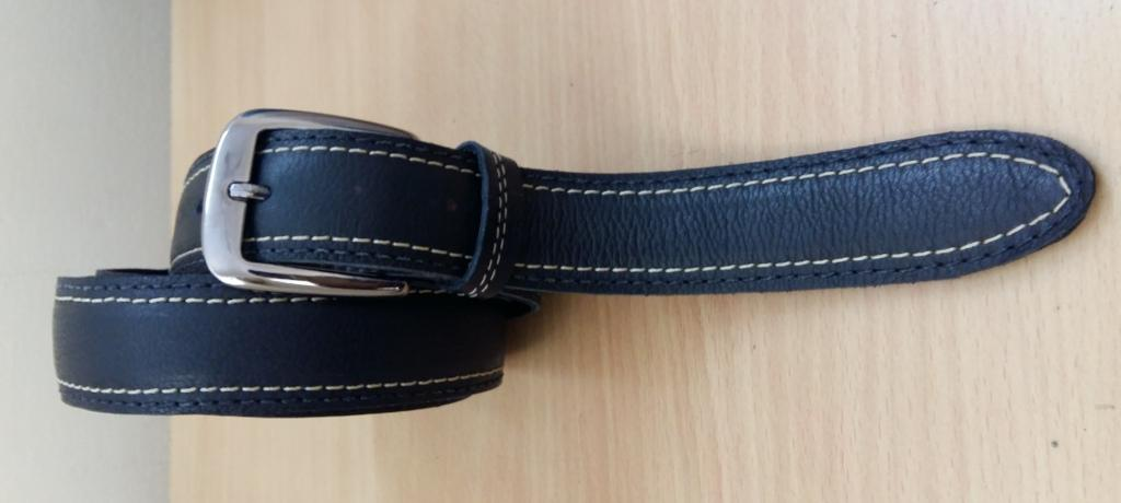 Embed Genuine Leather Belt/APA 04